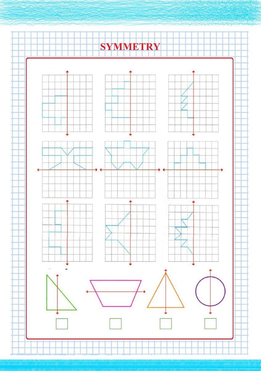 Symmetry Practice PDF